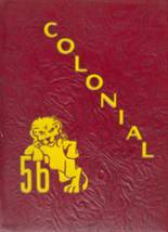 1956 Yearbook Fairfax High School