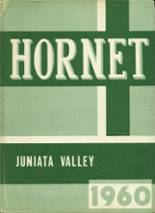 1960 Yearbook Juniata Valley High School
