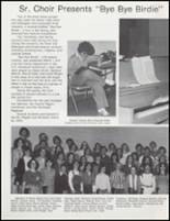 1979 Bald Knob High School Yearbook Page 100 & 101
