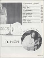 1979 Bald Knob High School Yearbook Page 106 & 107