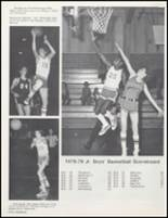 1979 Bald Knob High School Yearbook Page 114 & 115