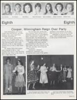 1979 Bald Knob High School Yearbook Page 124 & 125