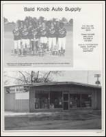 1979 Bald Knob High School Yearbook Page 144 & 145