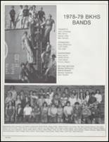 1979 Bald Knob High School Yearbook Page 158 & 159