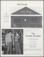 1979 Bald Knob High School Yearbook Page 166 & 167