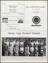 1979 Bald Knob High School Yearbook Page 190 & 191