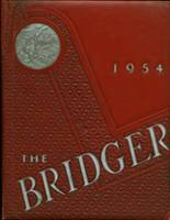 1954 Yearbook Ambridge Area High School
