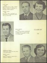 1955 Ralls High School Yearbook Page 18 & 19
