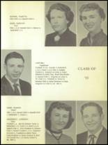 1955 Ralls High School Yearbook Page 22 & 23