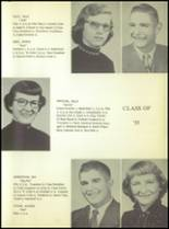 1955 Ralls High School Yearbook Page 24 & 25