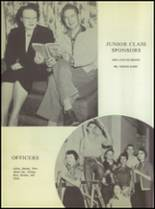 1955 Ralls High School Yearbook Page 28 & 29