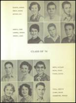1955 Ralls High School Yearbook Page 30 & 31