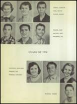 1955 Ralls High School Yearbook Page 32 & 33