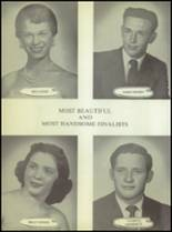 1955 Ralls High School Yearbook Page 40 & 41
