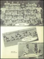 1955 Ralls High School Yearbook Page 52 & 53