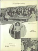 1955 Ralls High School Yearbook Page 56 & 57