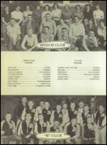 1955 Ralls High School Yearbook Page 58 & 59
