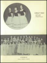 1955 Ralls High School Yearbook Page 60 & 61