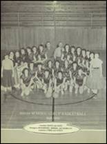 1955 Ralls High School Yearbook Page 64 & 65