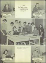 1955 Ralls High School Yearbook Page 68 & 69