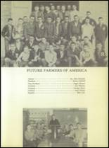 1955 Ralls High School Yearbook Page 70 & 71