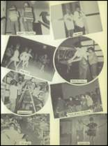 1955 Ralls High School Yearbook Page 72 & 73