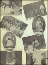 1955 Ralls High School Yearbook Page 74 & 75