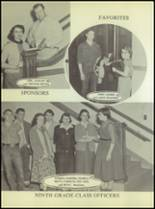 1955 Ralls High School Yearbook Page 76 & 77