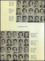 1955 Ralls High School Yearbook Page 78 & 79