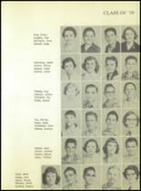 1955 Ralls High School Yearbook Page 80 & 81
