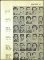 1955 Ralls High School Yearbook Page 82 & 83