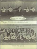 1955 Ralls High School Yearbook Page 86 & 87