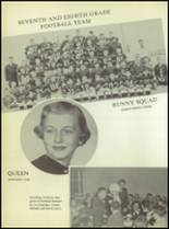 1955 Ralls High School Yearbook Page 88 & 89