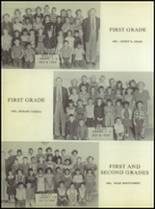 1955 Ralls High School Yearbook Page 92 & 93