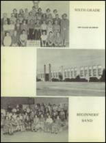 1955 Ralls High School Yearbook Page 96 & 97