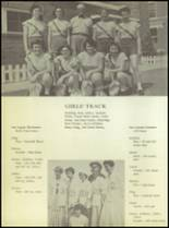 1955 Ralls High School Yearbook Page 122 & 123