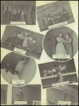 1955 Ralls High School Yearbook Page 126 & 127