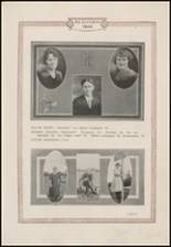 1924 Gonzales High School Yearbook Page 32 & 33