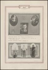 1924 Gonzales High School Yearbook Page 34 & 35