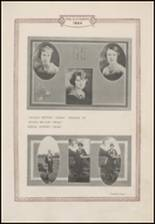 1924 Gonzales High School Yearbook Page 36 & 37