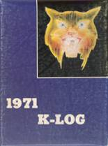1971 Yearbook Kellogg High School