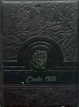 1950 Yearbook Crossville High School