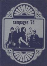 1974 Yearbook Casa Roble High School