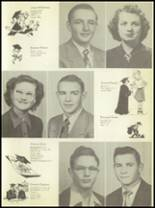 1951 Anton High School Yearbook Page 18 & 19