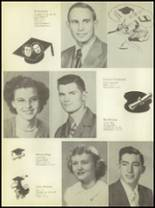 1951 Anton High School Yearbook Page 20 & 21