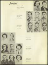 1951 Anton High School Yearbook Page 22 & 23