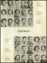 1951 Anton High School Yearbook Page 24 & 25