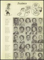 1951 Anton High School Yearbook Page 26 & 27
