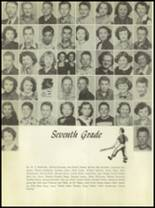 1951 Anton High School Yearbook Page 30 & 31