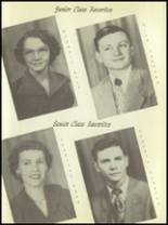 1951 Anton High School Yearbook Page 38 & 39